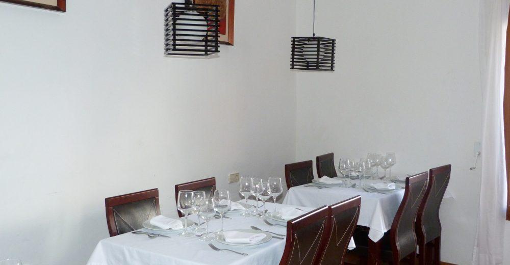 Restaurante - Fonda de Villel