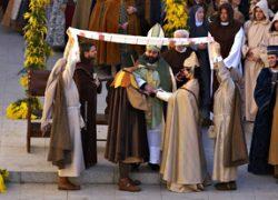 Bodas de Isabel de Segura - Amantes de Teruel